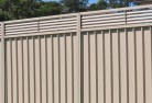 Abernethy Colorbond fencing 13