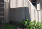 Abernethy Colorbond fencing 8