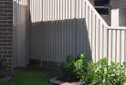 Abernethy Colorbond fencing 9