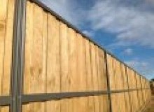 Kwikfynd Lap and Cap Timber Fencing abernethy