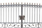 Abernethy Wrought iron fencing 10