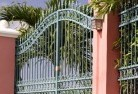 Abernethy Wrought iron fencing 12