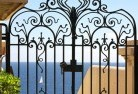 Abernethy Wrought iron fencing 13