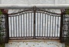 Abernethy Wrought iron fencing 14
