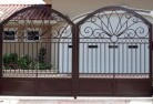 Abernethy Wrought iron fencing 2