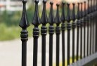 Abernethy Wrought iron fencing 8