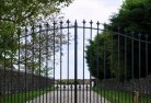Abernethy Wrought iron fencing 9